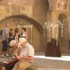 San Gimignano, Town Hall courtyard