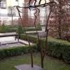 In the Kempinski garden, february 2011
