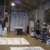 2009, San Gimignano, ingrandimento dei disegni
