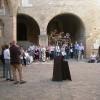 Set. 2010, San Gimignano, Cortile del Palazzo comunale, Cerimonia UNESCO