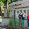 """School Project """"Ein Vogelschwarm in Bewegung"""""""
